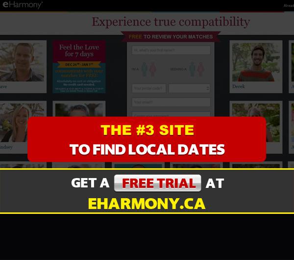 eharmony canada phone number
