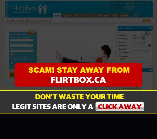 Flirtbox PNG image